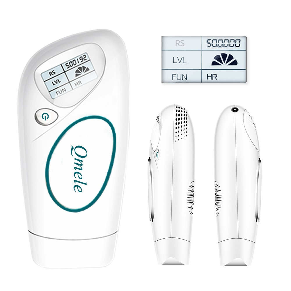 VEME IPL Laser hair removal device photoelectric Epilator whole Body Bikini women Permanent Electric depilador a laser epilator enlarge