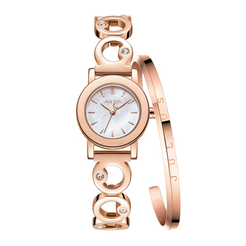 Watches Women Fashion Luxury Crytsal Glass High Quality Ladies Dress Watch Stainless Steel Ladies Timepiece Wrist for Female