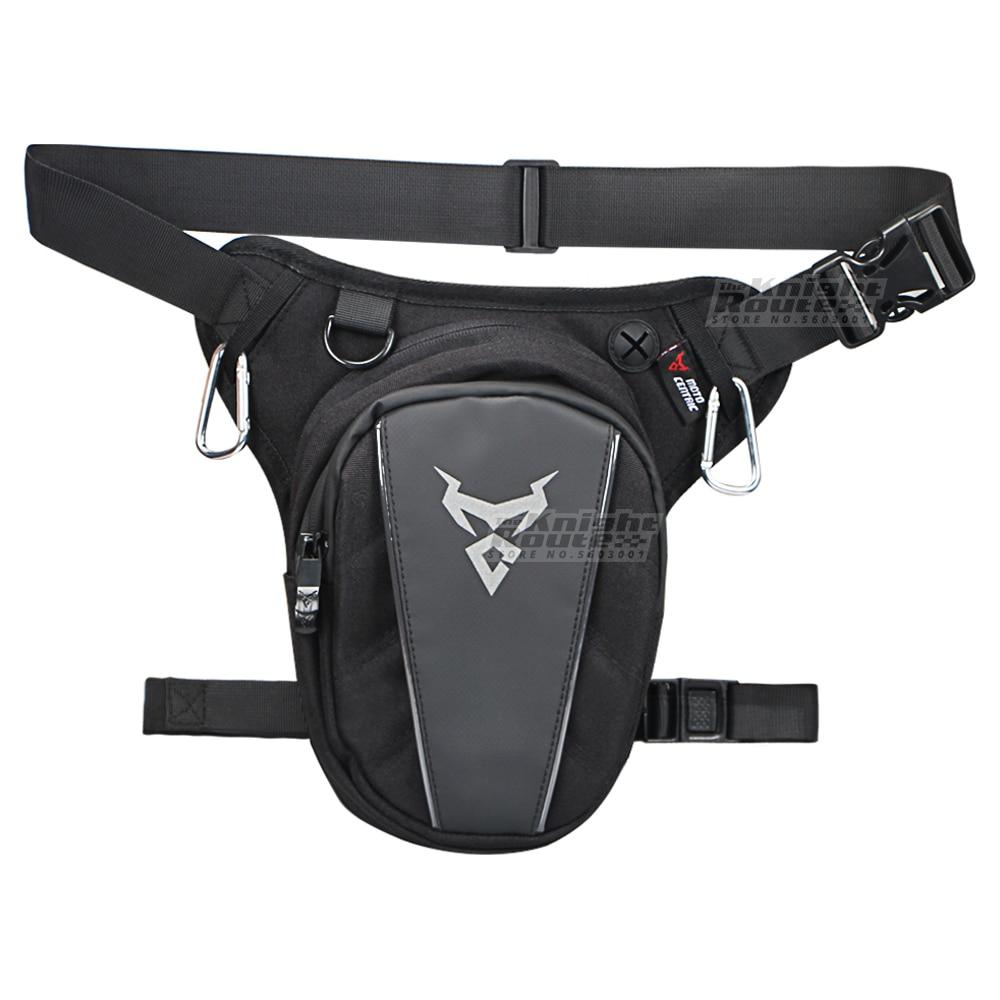 Motorcycle Drop Leg Side Bag Waterproof Outdoor Casual Waist Bags Motorcycle Bag Motorbike Biker Fanny Pack Moto Travel Bag