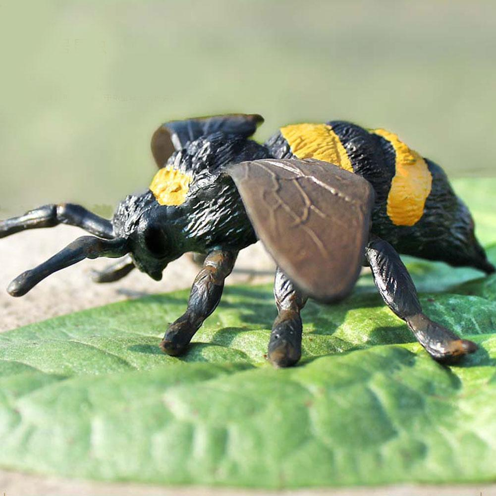 Фото - Пчела ОСА модель насекомого ОСА Пластик моделирование оса ларссон veresüü