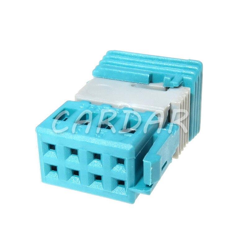 1 компл. 8 Pin 9-965382-2 Авто Обратный двигатель проводной разъем зеркала заднего вида моторный кабель гнездо для VW