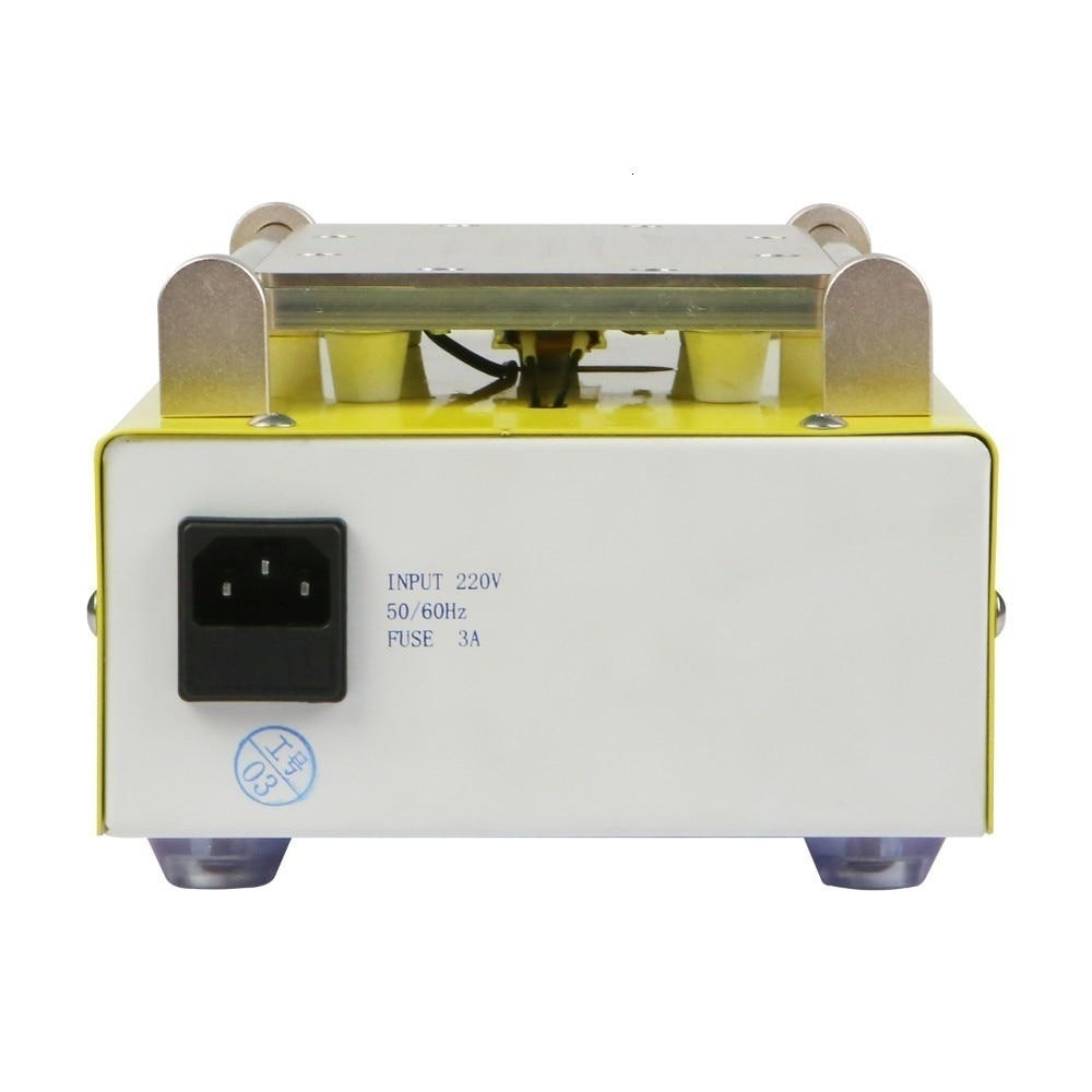 ZJ-1902 LCD Screen Separator Heating Platform 110/220V Glass Removal Smooth Plate 7 inch Screen Separator LCD Repair Machine enlarge
