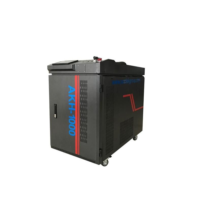 1000W 1500W 2000W Raycus IPG Metal Stainless Steel Fiber Handheld Laser Welding Machine