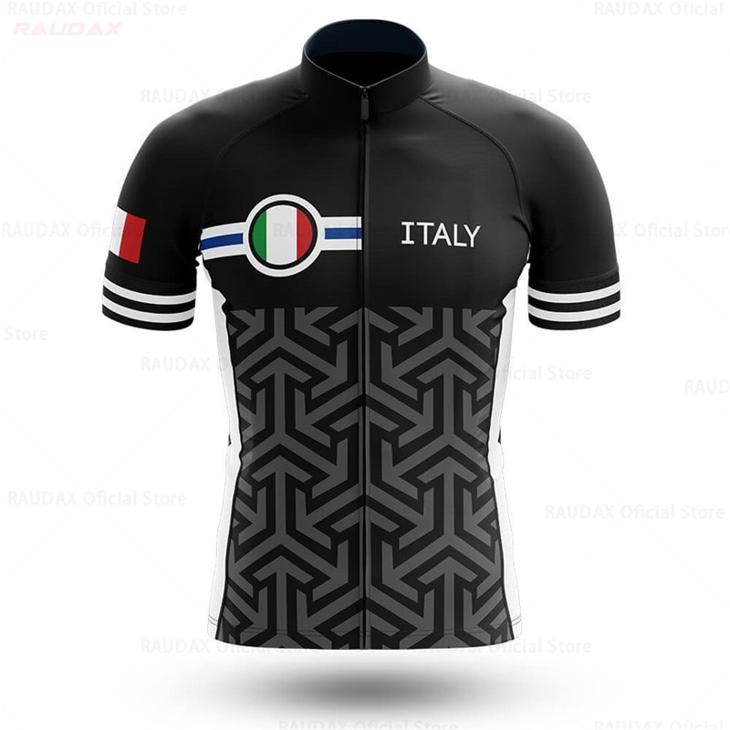 Pro equipo Ciclismo Jersey 2020 Italia ropa de bicicleta de manga corta Maillot Ciclismo carreras deporte MTB bicicleta Jersey Ciclismo camisas