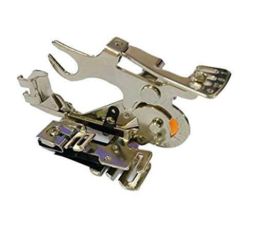 Domestic sewing machine parts Ruffler foot Slant Shank 55645