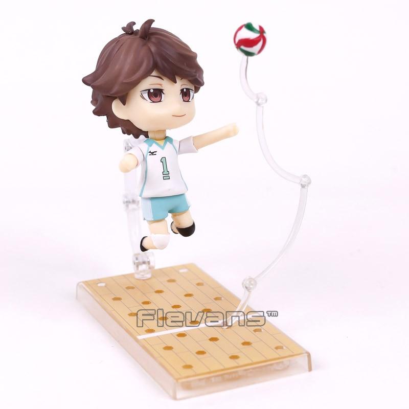Haikyuu! Oikawa Tooru 563/Kozume Kenma 605 ПВХ фигурка кукла игрушка Коллекционная фигурка