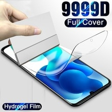 Hydrogel Film For Meizu Pro 7 Screen Protector Explosion-proof Case FOR meizu Pro 7 plus Not Tempere