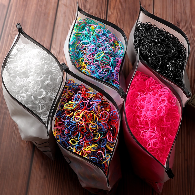 2000pcs-girls-hair-accessories-gift-nylon-rubber-band-elastic-hair-bands-headband-children-ponytail-holder-bands-kids-ornaments