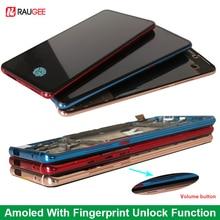 AMOLED Fingerprint LCD Display Für Xiaomi MI 9T MI9T Pro Touchscreen Mult Touch Screen ersatz Für xiaomi K20/ K20 Pro LCD