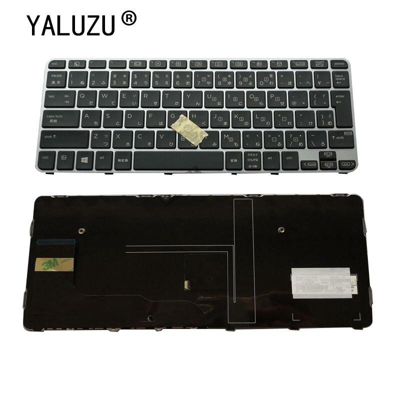 YALUZU جديد JP JA استبدال لوحة المفاتيح ل إتش بي EliteBook 820 G3 820 G4 828 G3 725 G3 725 G4