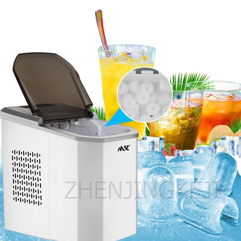 Ледогенератор, инструменты для производства круглых кубиков льда, Настольная полностью автоматическая машина для производства льда, бытов...