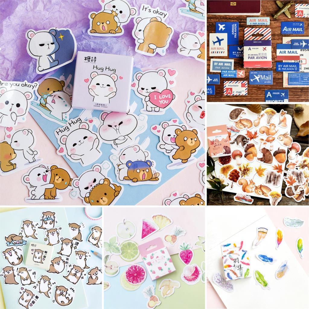 mohamm-carino-kawaii-mestiere-di-carta-libro-scrapbook-sticker-materiale-scolastico-di-cancelleria
