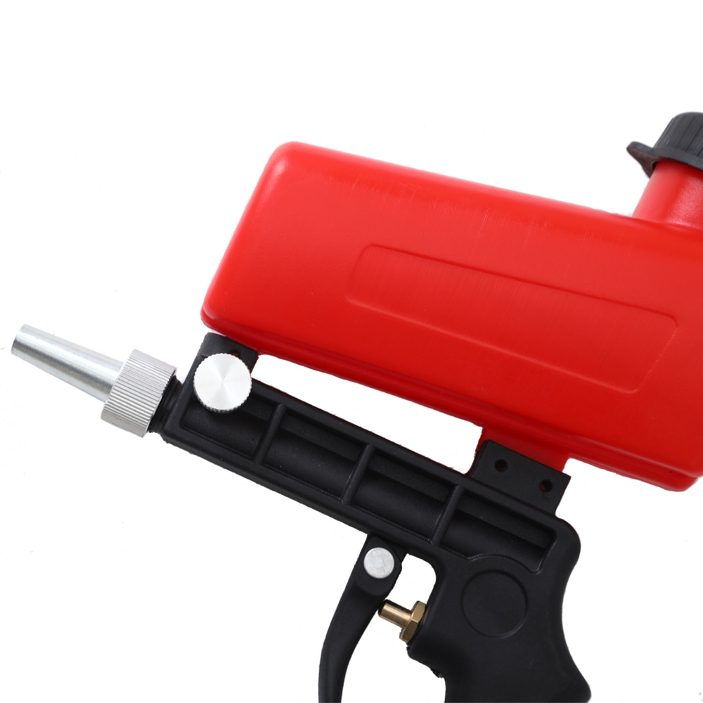 Pistola de chorro de arena por gravedad portátil de 90 psi - Herramientas eléctricas - foto 3