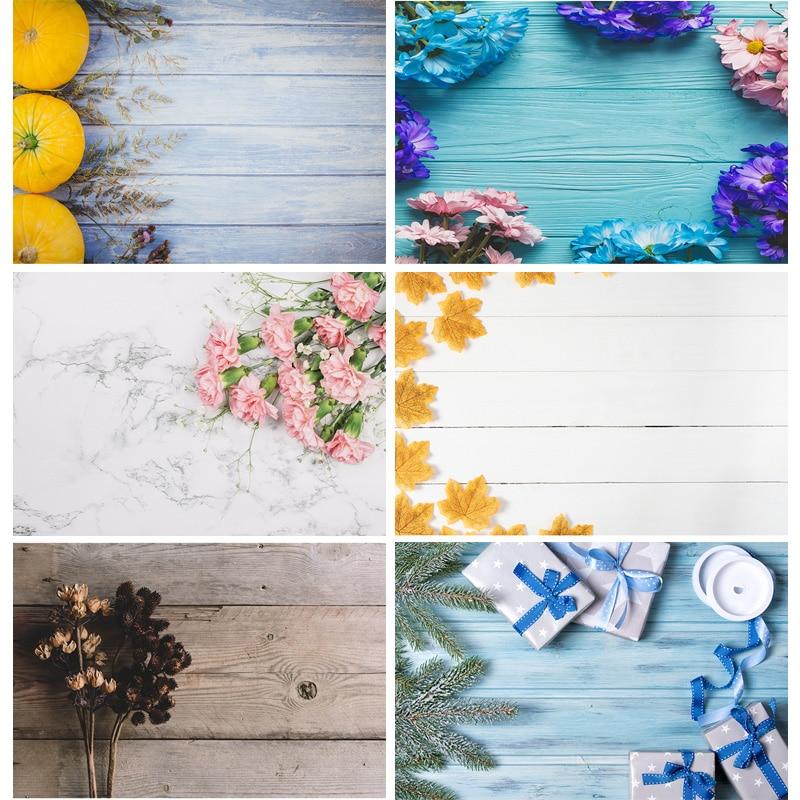 Виниловые Фото фоны на заказ кирпичная стена и деревянные доски тема фото студия фон