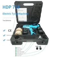 electric tapetool lithium battery powered electric tying machine 6 8 hours working