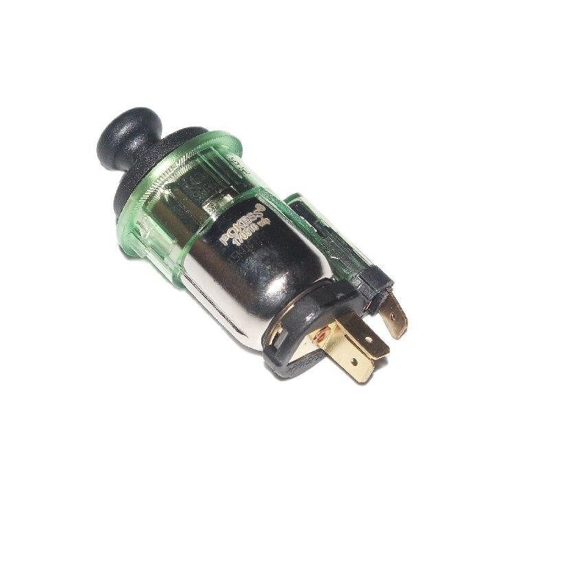 10 PCS/lot Wholesale 12V Car Cigarette Cigar Lighter Socket Charger Power Supply For Ford focus MK2