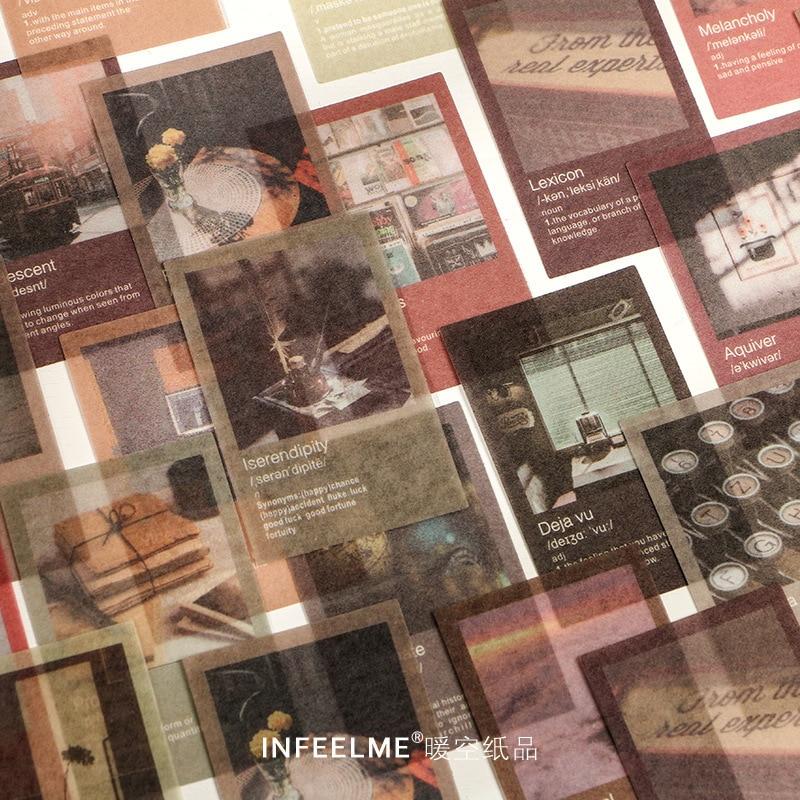 ins-tempo-lettera-serie-collage-deco-sticker-scrapbooking-journal-popolare-deco-adesivi-cancelleria-40-pz-pacco