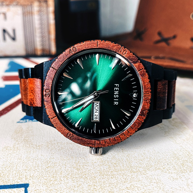 2021 new luxury designer men's business fashion quartz watch
