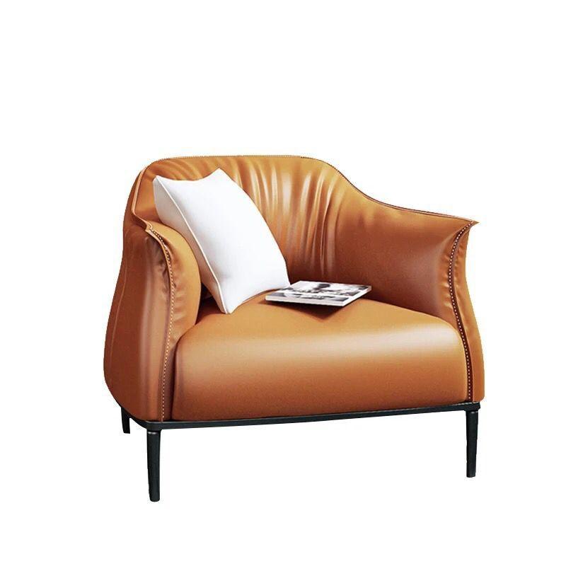 فوشان الصانع الشمال بسيطة الحديثة بو واحدة أريكة واحدة مقاعد أريكة