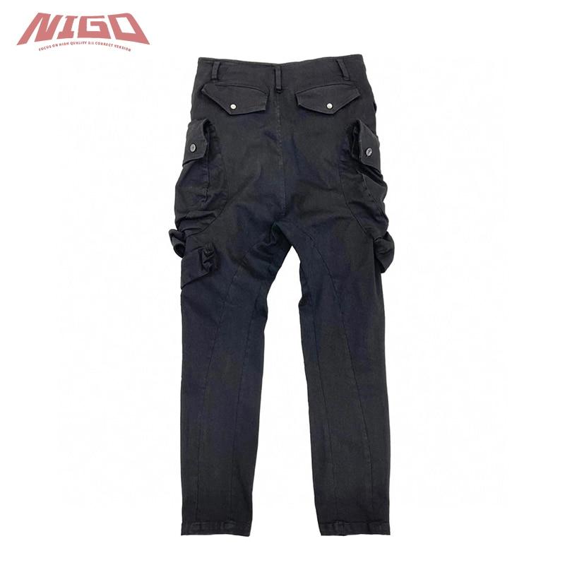 NIGO JL 21ss Cannonball Pants Trousers Code@J2