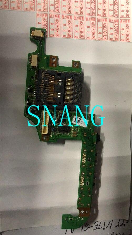 الأصلي ل ديل XPS 18 1810 الجانب الأيسر تيار مستمر السلطة جاك الصوت IO USB لوحة دوائر كهربائية MGYG9 0MGYG9 اختبار جيد الحرة shippi