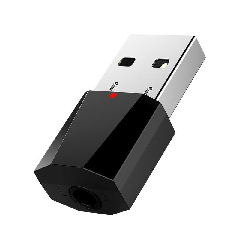 USB Bluetooth Transmitter Adapter Car Bluetooth Audio Receiver True Stereo Wireless Bluetooth Music Receiver