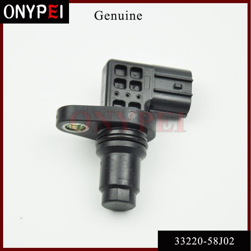 Оригинальный Датчик положения коленчатого вала 33220-58J02 для Honda Acura Suzuki 3322058J02