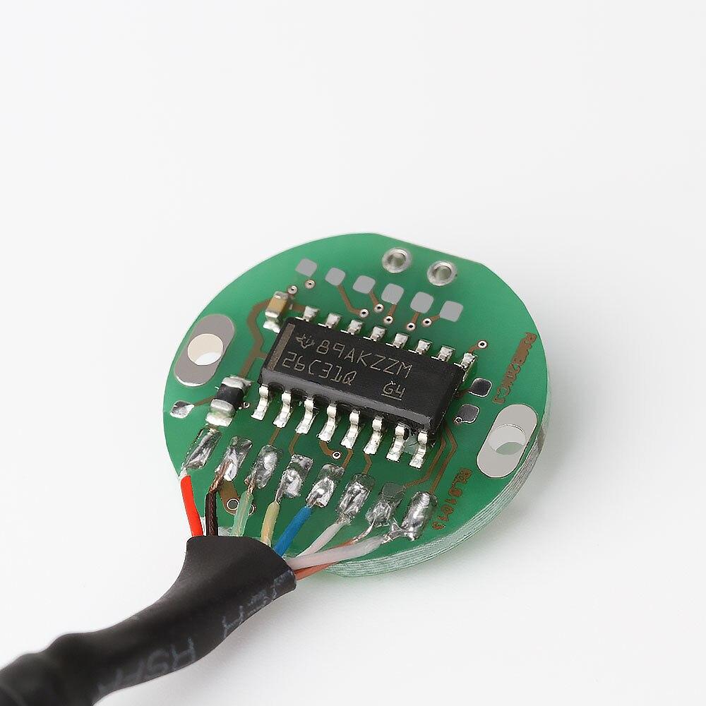 T-MOTOR de alta precisión 12bit codificador incremental imán para Motor de corriente continua encoder para motor BLDC