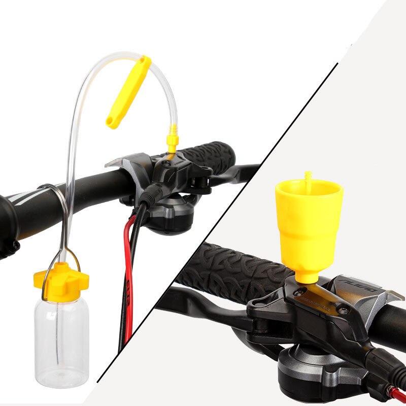 Bicicleta de Montaña bicicleta de carretera de inyección de aceite herramienta-alrededor de kit de reparación de inyección para SHIMAN * SRA * MAGUR * Tektr *