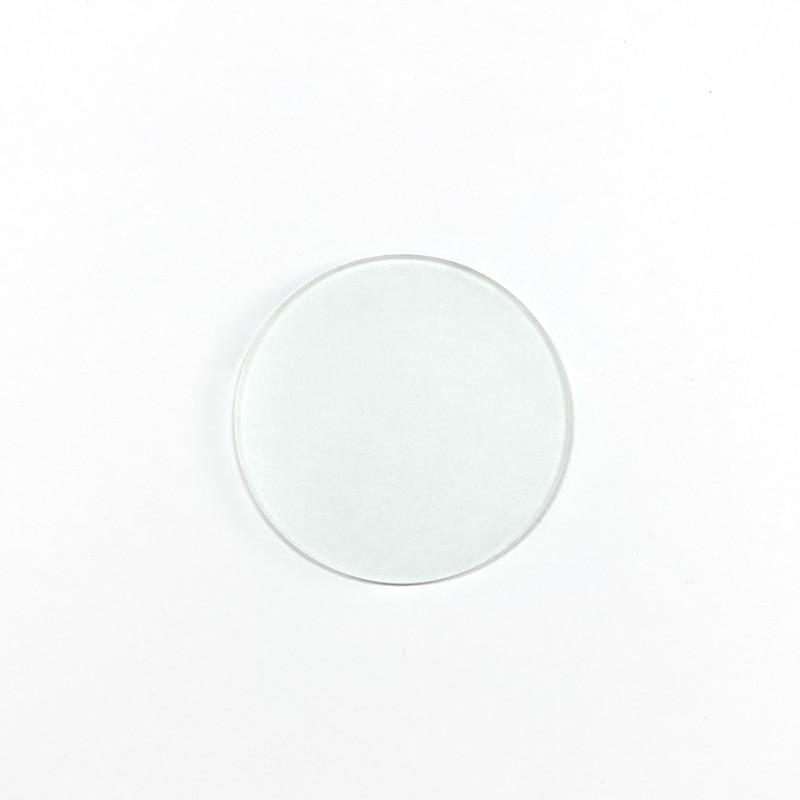 Lente de vidro do difusor 14.2*1.2mm 21.6*1.85mm 29.05*1.85mm 36.2*2.0mm 41.5*2.05mm 54.2*1.9mm