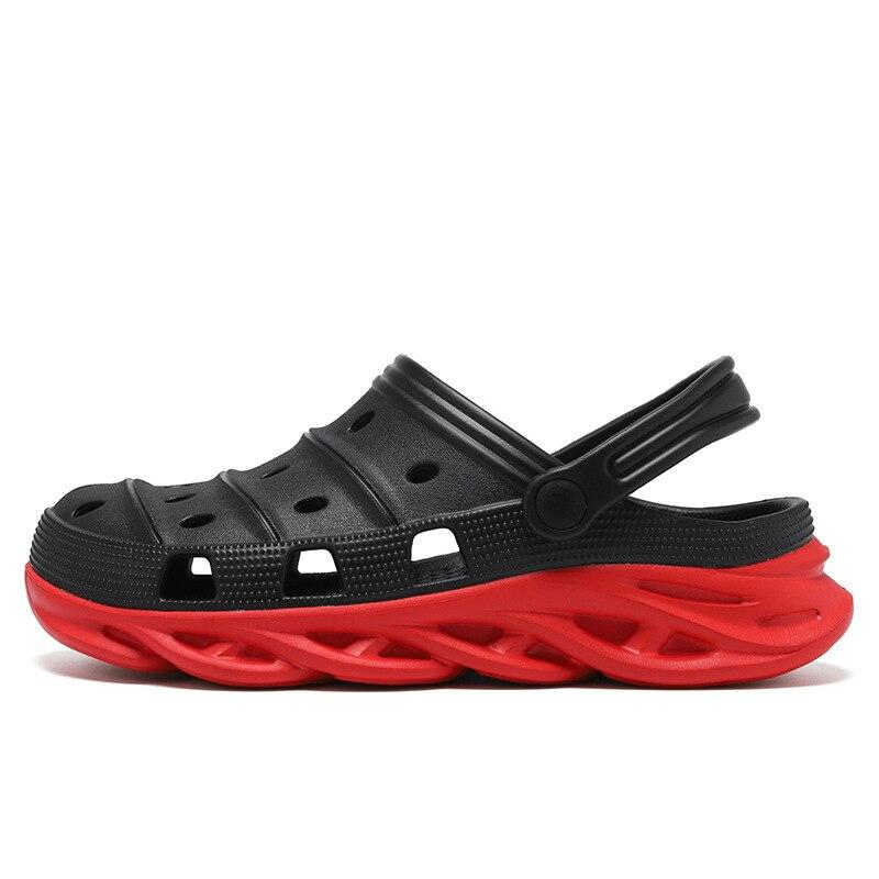 Zapatos de verano Sandalias de los hombres de las parejas Sandalias de...