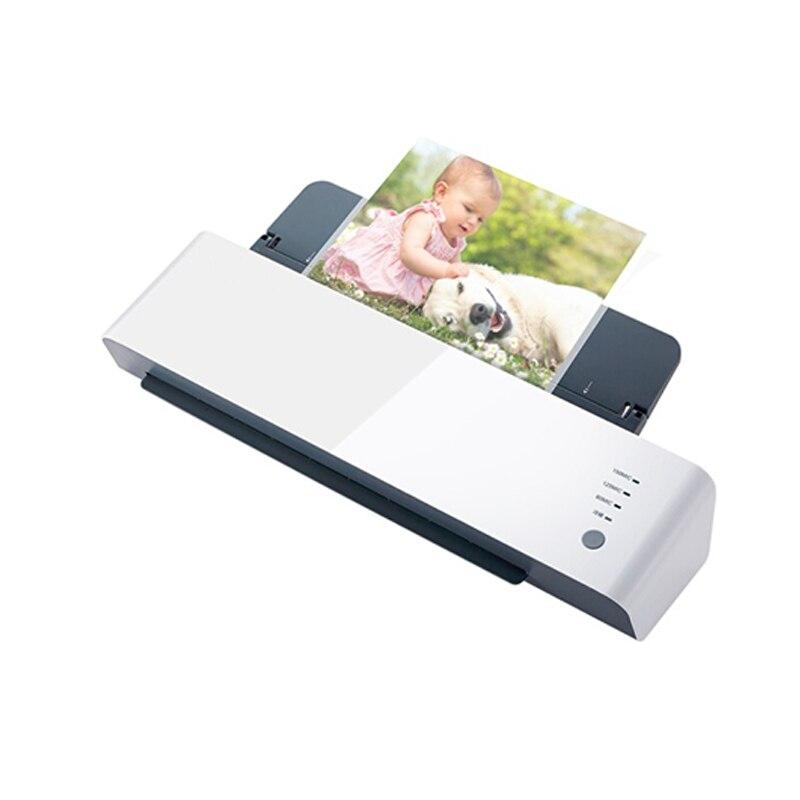 آلة الترقق L418 صور المنزلية الصغيرة A4 ملف سريع التسخين آلة الترقق آلة الختم