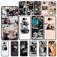 Babaite Movie After Hardin Tessa Soft Silicone Black Phone Case for Samsung S8 9 10 Plus A20 30 40 5
