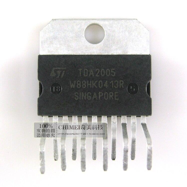¡Entrega Gratuita! TDA2005R TDA2005 TDA2005L AMPLIFICADOR DE POTENCIA DE audio IC