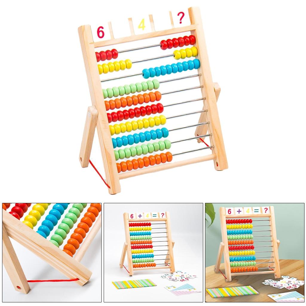 Детские развивающие игрушки с подсчетом, Подсчетные цифры, ранние дошкольные игрушки