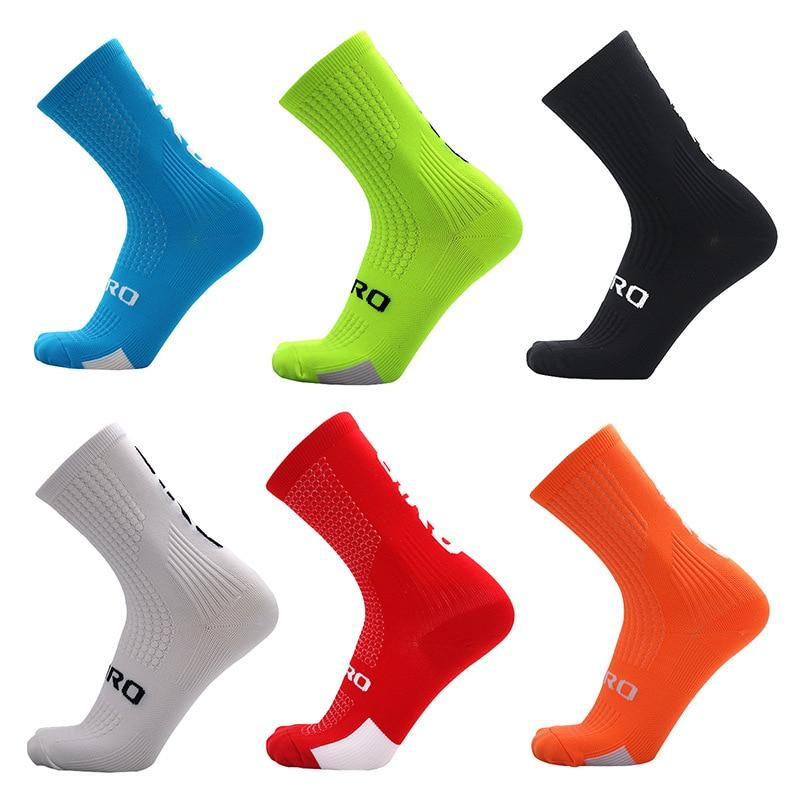 Calcetines de deporte de ciclismo para hombre y mujer... medias transpirables para...