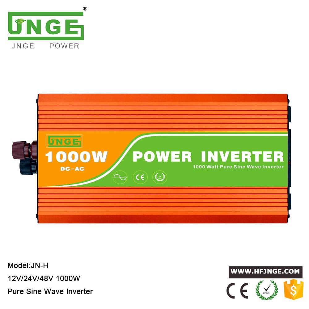 JNGE عالية الطاقة 4000 واط 24 فولت 50 هرتز خارج الشبكة الشمسية عاكس للطاقة للمنزل JN-H