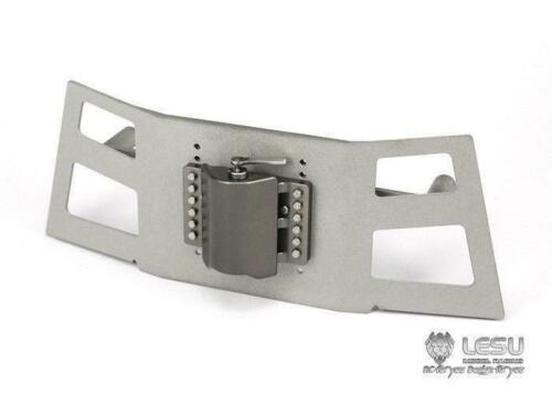 LESU Tractor Truck Metal Front Bumper B for 1/14 RC Tamiya Actros Benz 1851 3363 TH02572-SMT5 enlarge