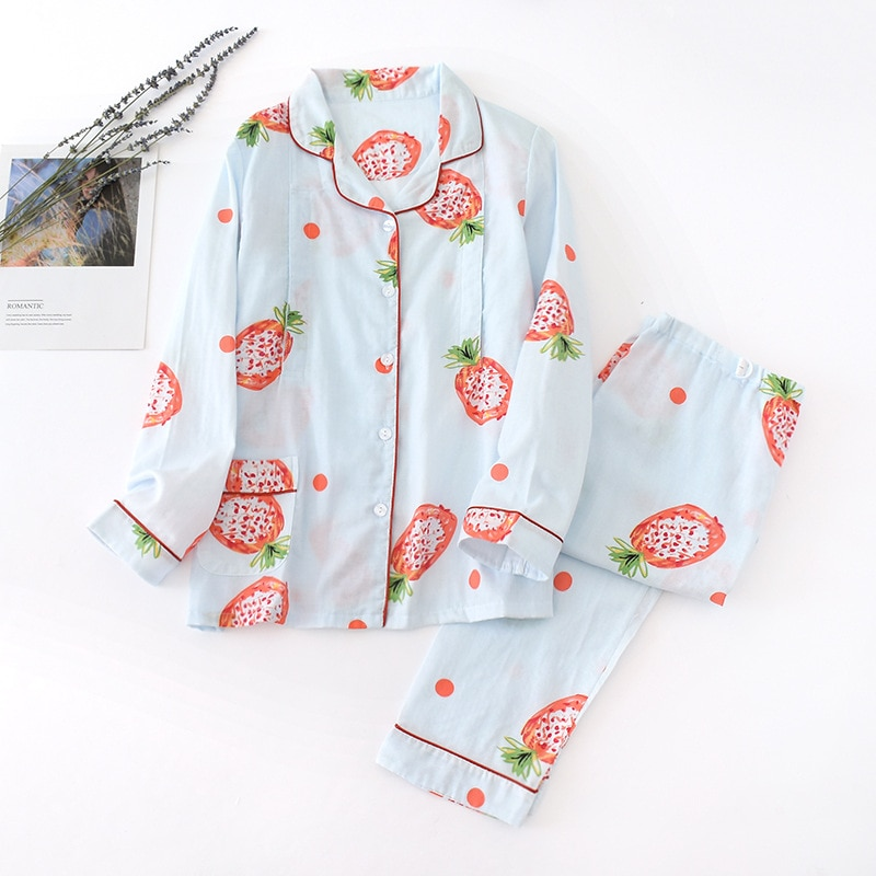 Fdfklak Maternity Autumn Clothing Set Pregnant Women Breastfeeding Pajamas Suits Fashion Cotton Nursing Sleep Tops+ Buttoms enlarge