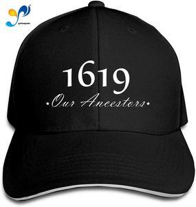 1619 Our Ancestors Project (2) Unisex Sandwich Baseball Cap