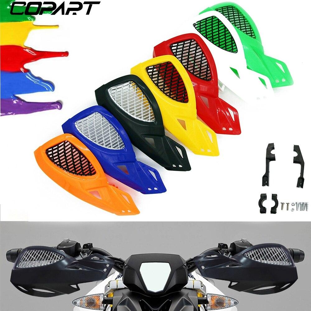 Für ATV Dirt Bike CRF150 CRF250 CR250R YZ125 YZ250 DR650 WR250 DR350 RM125 SX EXC XCW SMR Motorrad Hand Schutz protector