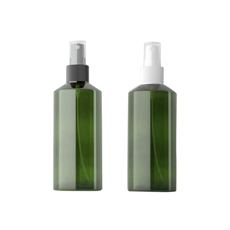♕s-Refillable Spray Bottle Irregular Shape Household Perfume Essential Oil Bottle
