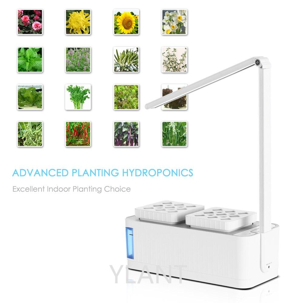 Indoor Herb Flower Greenhouse Planter Light AC100-240V Phytolamp LED Bulb Hydroponic Growth Light LED Grow Light For Plant Lamp enlarge