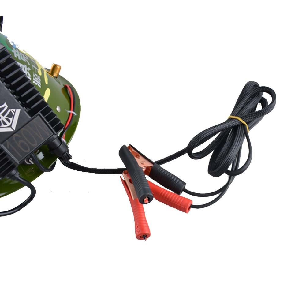 JY-3015 160W Variable Light Car Hernia Headlight, Miner Safety Multifunctional Waterproof LED Headlight enlarge