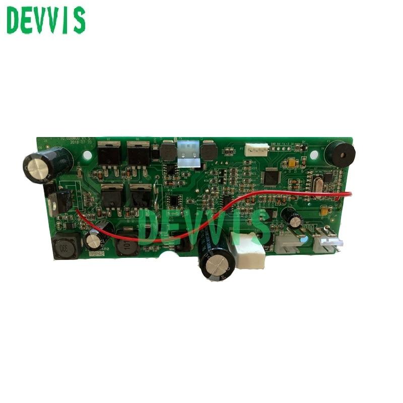 1 قطعة شحن النقض PCB ل DEVVIS جزاز عشب آلية E1600T ، E1800T ، E1800 ، E1800S ، H750T ، H750