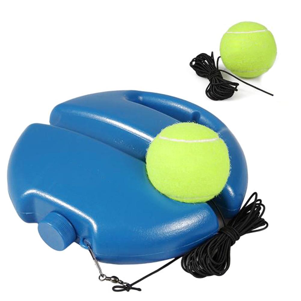Tennis Heavy Duty Tennis Training Devices Exercise Tennis Ball Sport Self-Study Tennis Balls Chemical Fiber 2020 New