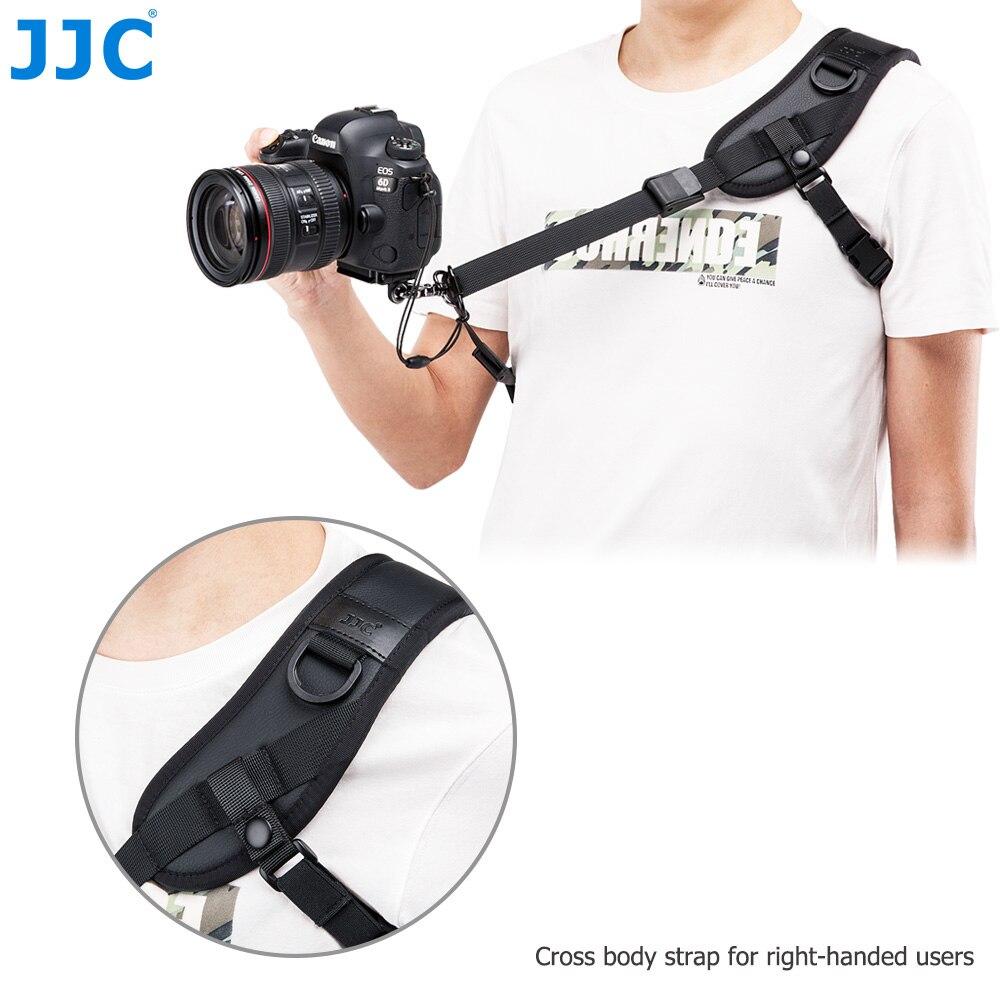 Купить с кэшбэком Camera Strap Arca Swiss Quick Release Shoulder Neck Sling Strap Cross Body Strap For DSLRs Cameras For Nikon  Canon EOS 80D 200D