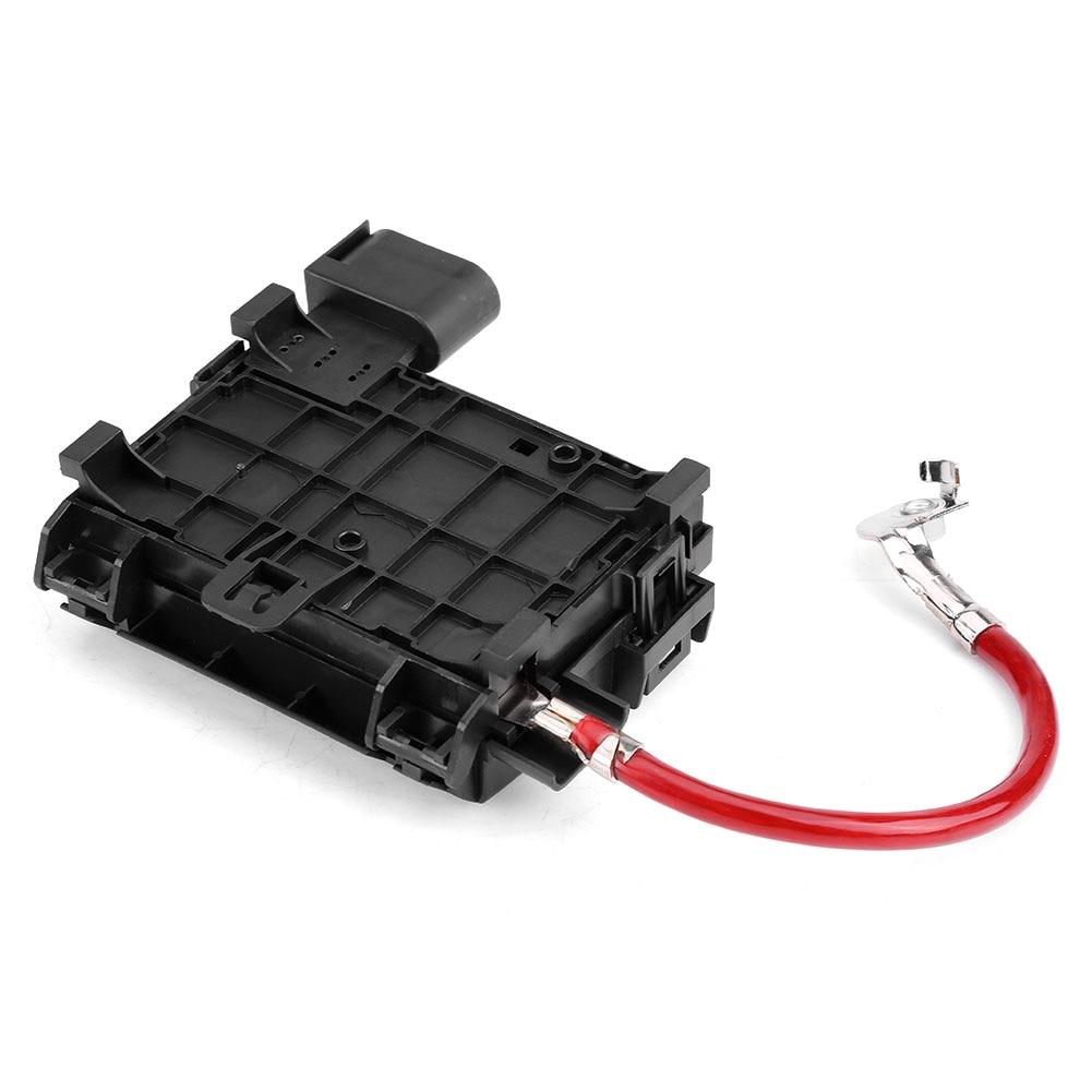 1J0937550A 1J0937550B Car Battery Fuse Box Holder Terminal robust plastic housing for Jetta Golf Mk4 Beetle 1999-2004