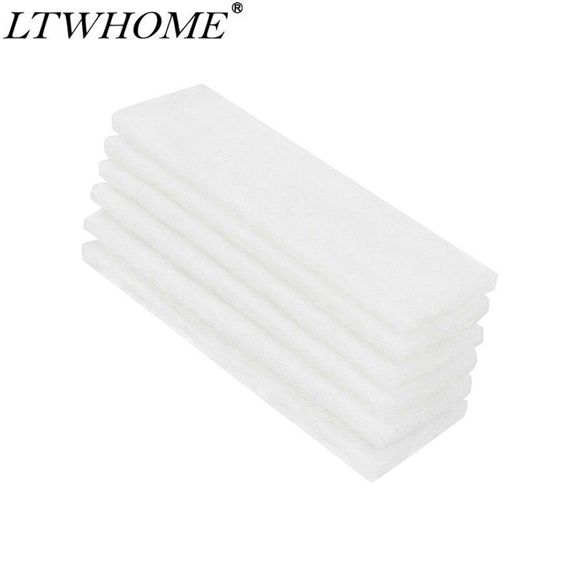 Almohadilla de filtro de poliéster Compatible con LTWHOME adecuada para filtro Fluval U4