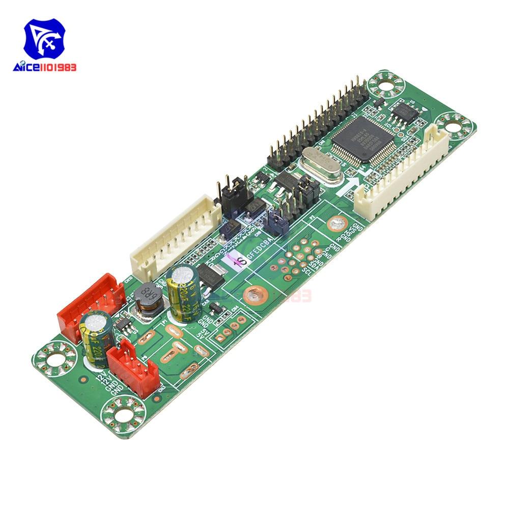 diymore MT6820-MD V2.1 Universal LVDS LCD Monitor Screen Program LVDS LCD Driver Board Support 10-42 Inch Laptop TV
